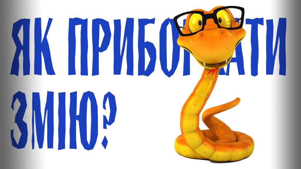 Айтішка. Випуск 10. Як приборкати змію?!